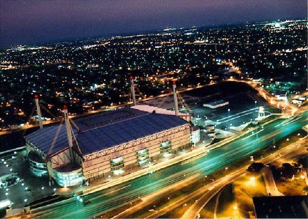 Lighting Audit Services Alamodome Lighting Audit